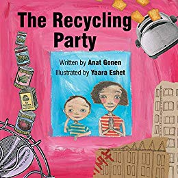 Children's book: The Recycling Party