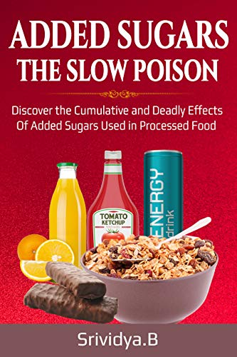 ADDED SUGARS THE SLOW POISON