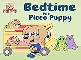Bedtime for Picco Puppy