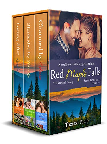 Red Maple Falls Series Bundle: Books 7-9