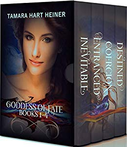 Goddess of Fate Box Set