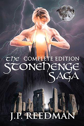 THE STONEHENGE SAGA by J.P. REEDMAN