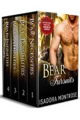 Bear Fursuits Books 1-4 (BBW/Bearshifter Box Set)
