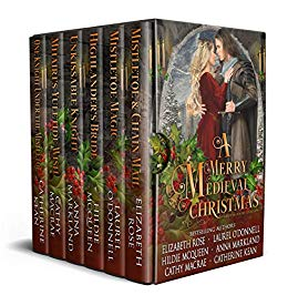 A Merry Medieval Christmas: Historical Romance Holiday Collection