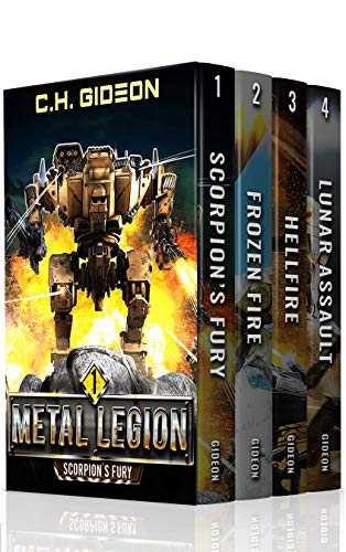 Metal Legion Boxed Set 1