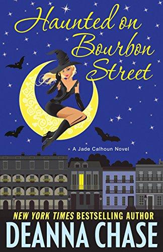 Haunted on Bourbon Street (Jade Calhoun Series, Book 1)
