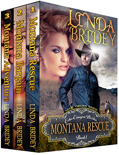 Echo Canyon Brides Box Set - Books 1 - 3
