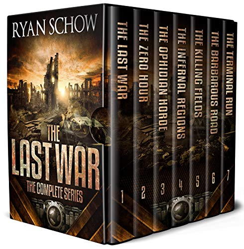 The Complete Last War Series
