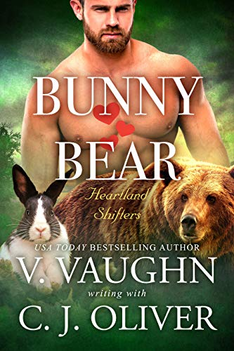 Bunny Hearts Bear (Heartland Shifters, Book 2)