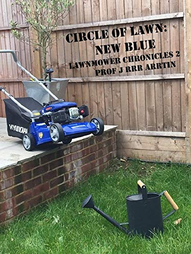 Circle of Lawn: New Blue