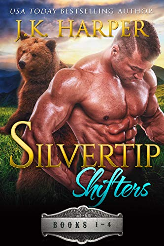 Silvertip Shifters Books 1-4
