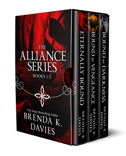 The Alliance Series Bundle (Books 1-3)