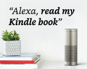 Amazon Echo Can Read Your Kindle Books and Tell You Stories