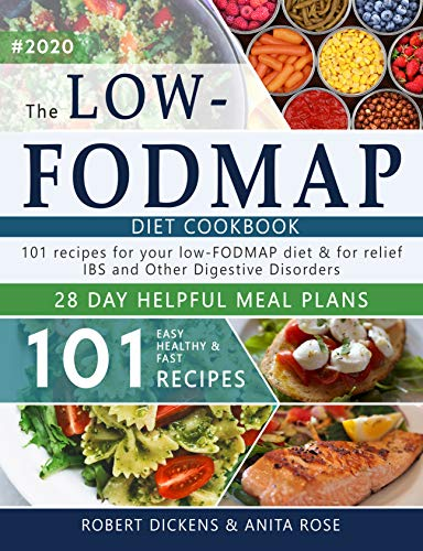 Low-FODMAP diet cookbook