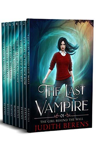 The Last Vampire Complete Series Omnibus