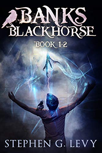 Banks Blackhorse Book 1 - 2: The Night the Sky Fell and The Day the Sky Shattered