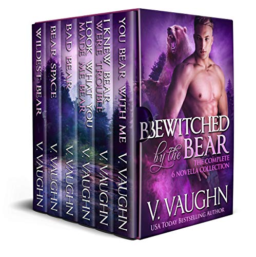 Bewitched by the Bear - Complete Edition Box Set
