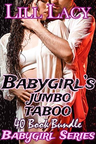 Babygirl's JUMBO TABOO 40 Book Bundle