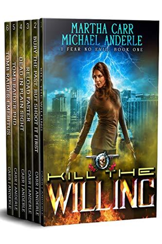I Fear No Evil Complete Series Omnibus