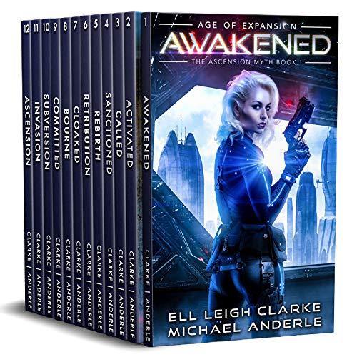 The Ascension Myth Complete Omnibus (Books 1-12)