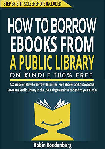 How To Borrow eBooks From a Public Library on Kindle