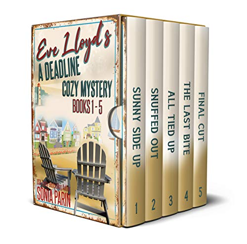 Eve Lloyd's A Deadline Cozy Mystery - Books 1 to 5