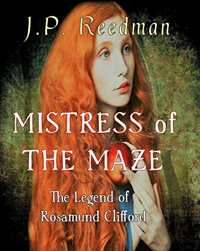 MISTRESS OF THE MAZE by J.P. Reedman