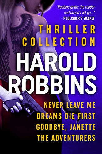 Harold Robbins Thriller Collection