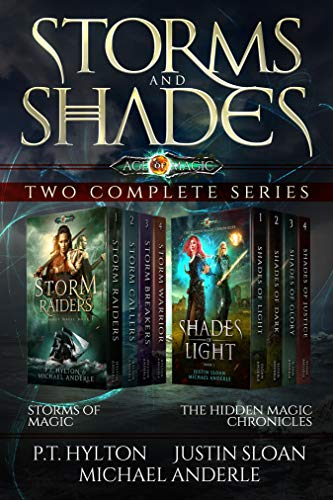Storms and Shades - Two Complete Series