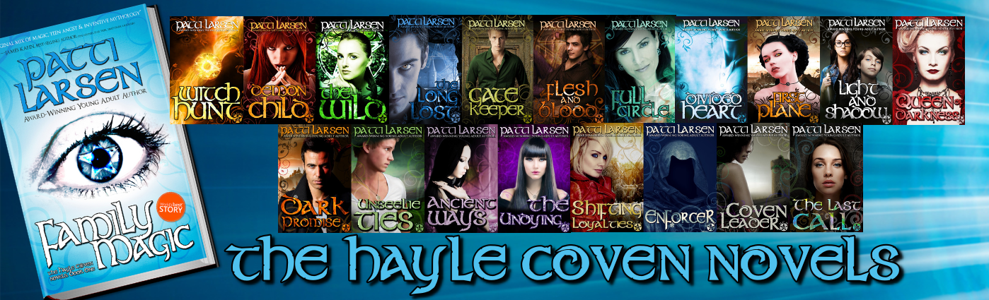 The Hayle Coven Novels