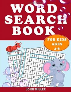 word search book for kids