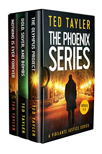 The Phoenix Series: Books 1-3 (The Phoenix Series Box Set)