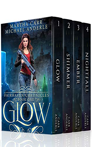 The Fairhaven Chronicles Boxed Set: The Complete Series