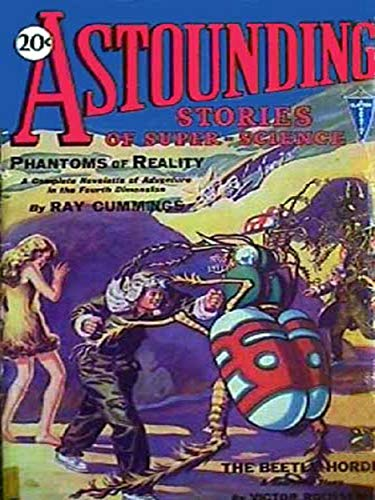 Astounding Stories of Super-Science: Volume 1