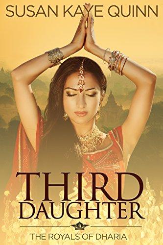 Third Daughter (Royals of Dharia Book 1)