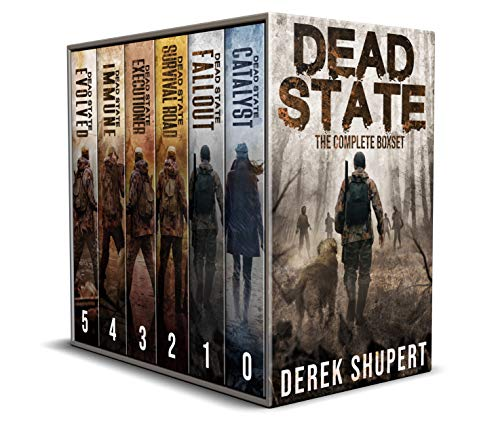 The Complete Dead State Series