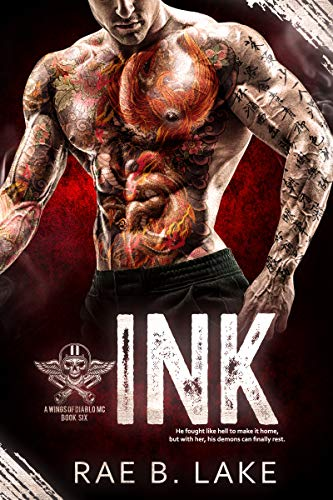 Ink: A Wings of Diablo MC Novel #6