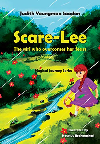 Scare-Lee - The girl who overcomes her fears