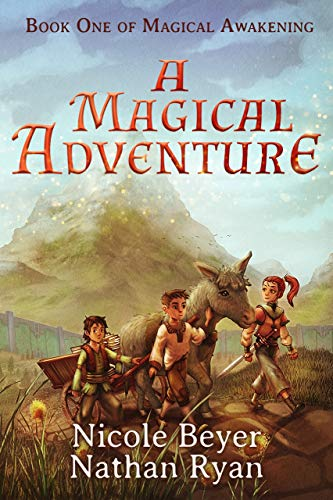 A Magical Adventure (Magical Awakening Book 1)