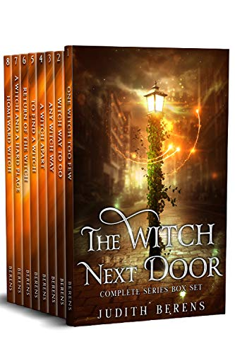 The Witch Next Door Complete Series Omnibus