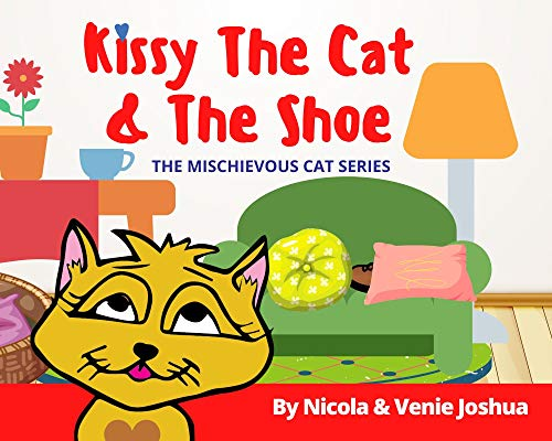 Kissy The Cat & The Shoe