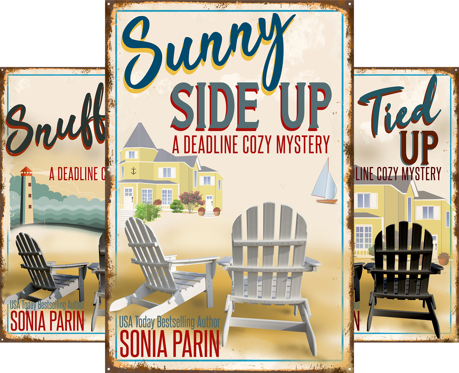 A Deadline Cozy Mystery (10 book series)