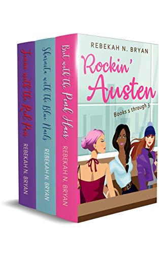 Rockin' Austen Box Set: Books 1–3