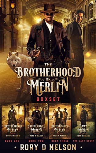 The Brotherhood of Merlin Boxed Set