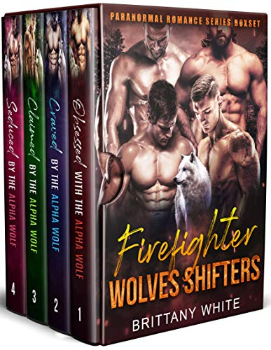 Firefighter Wolves Shifters