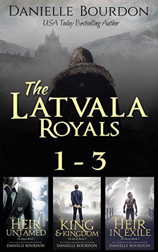 The Latvala Royals Boxed Set