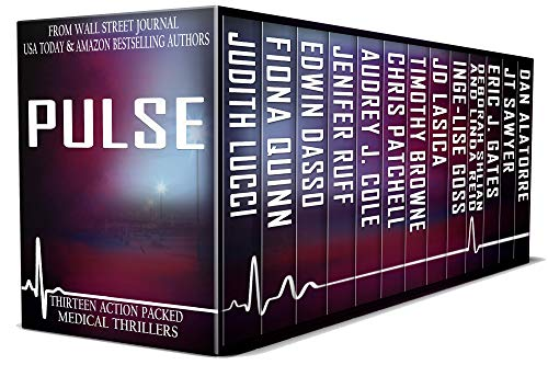 PULSE: Thirteen Action-Packed Medical Thrillers