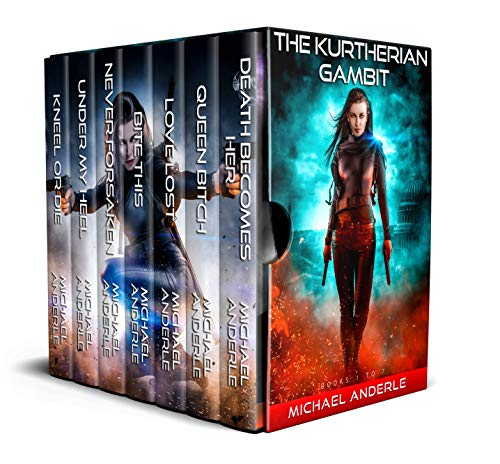 Kurtherian Gambit Boxed Set One: Books 1-7