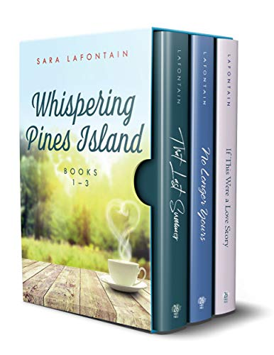 Whispering Pines Island, Books 1-3