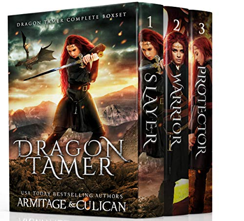 Dragon Tamer Complete Series
